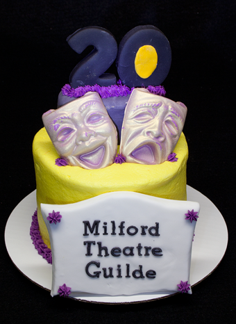 Milford Theatre Guilde Cake