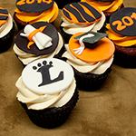 Loveland High School Graduation Cupcakes