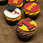 Turpin High School Graduation Cupcakes