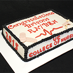 UC College of Nursing Graduation Cake